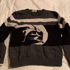 Gap- Darth Vader sweater